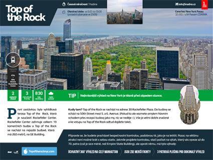 Co vidět v New Yorku - průvodce