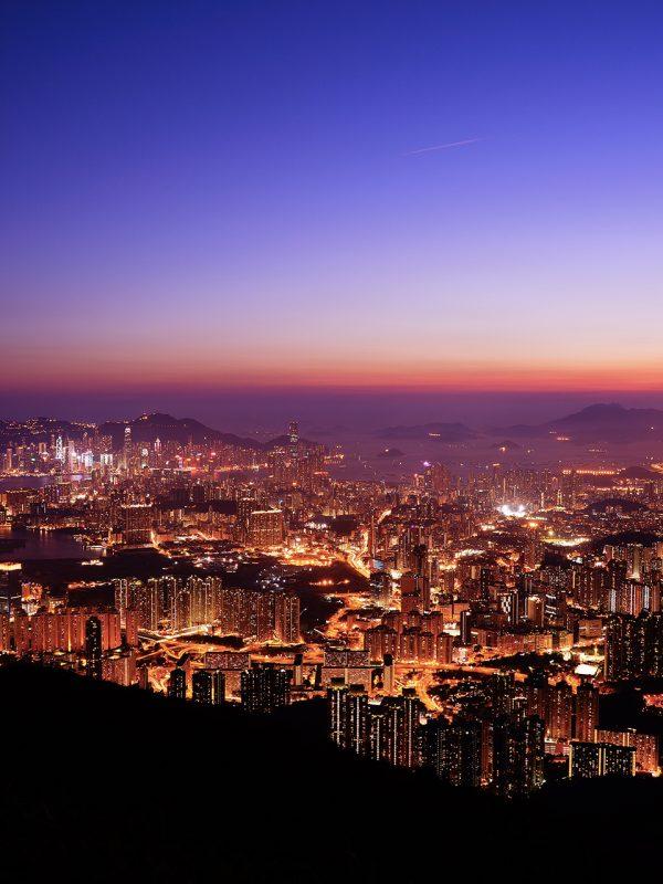 Letenky do Hongkongu