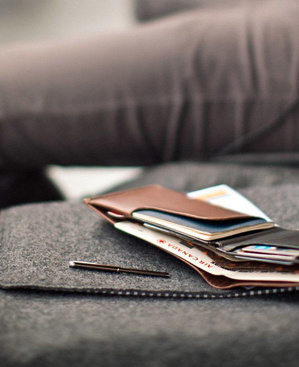Cestovní peněženka Bellroy