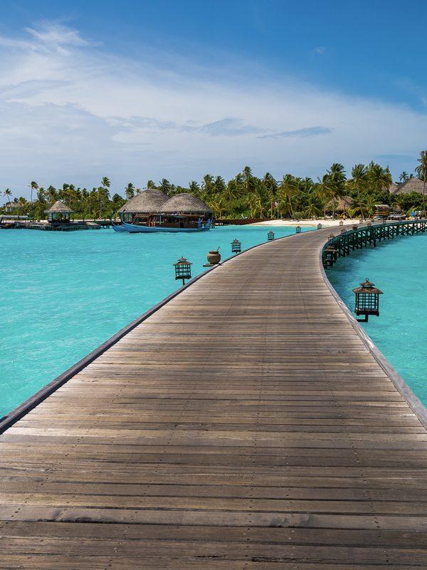 Letenky na Maledivy za 14 07 Kč
