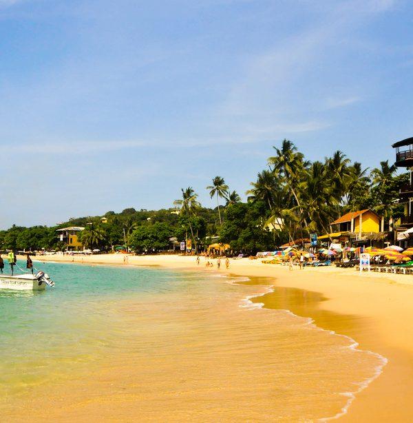 Letenky na Srí Lanku