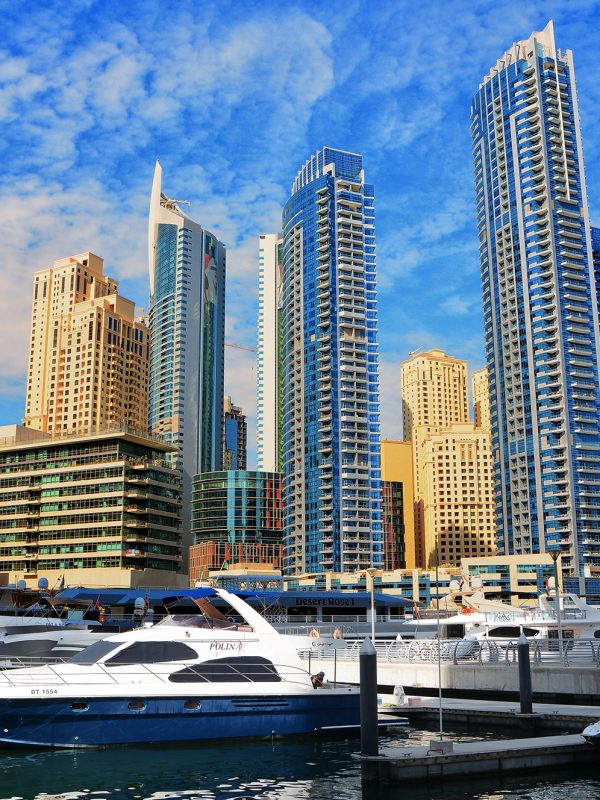Letenky do Dubaje - 5 388 Kč