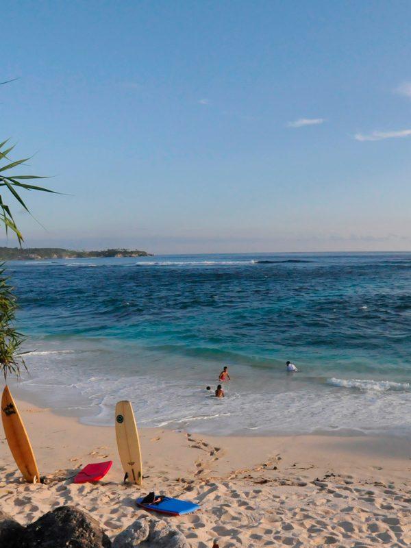 Letenky na Bali z Prahy - 12 390 Kč