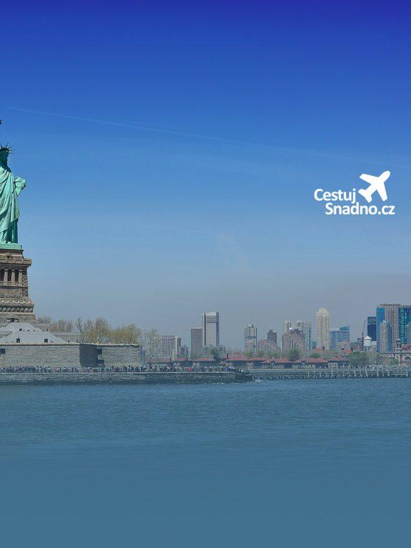 Letenky do new Yorku z Prahy - 12 590 Kč