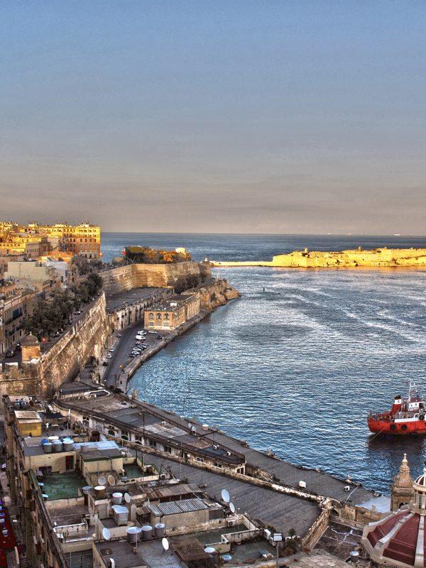 Levné letenky na Maltu - 2 783 Kč s ČSA