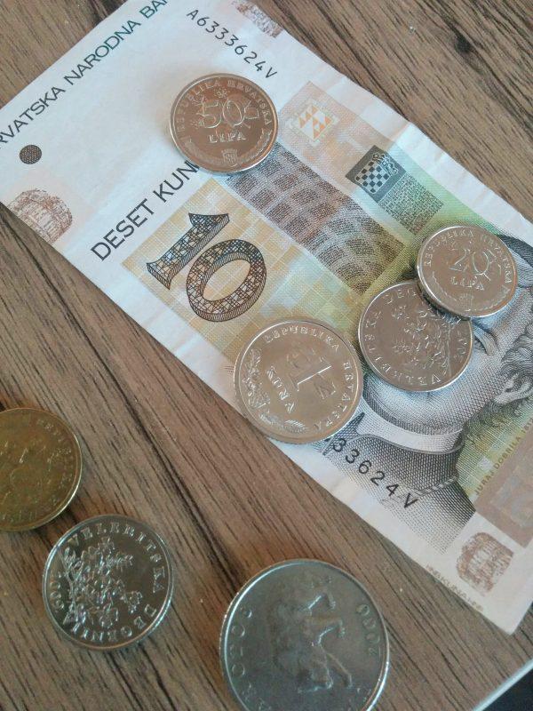 měna v chorvatsku