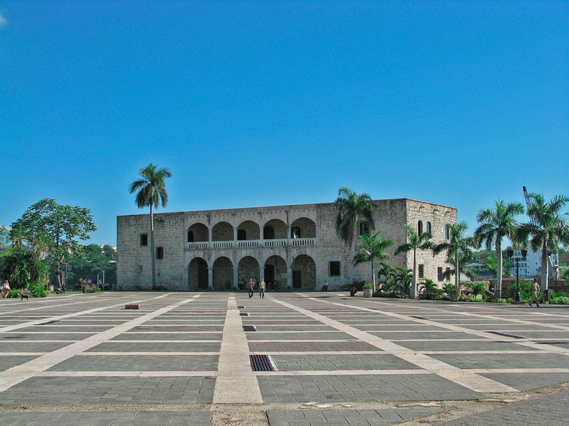 El Alcaraz - Santo Domingo