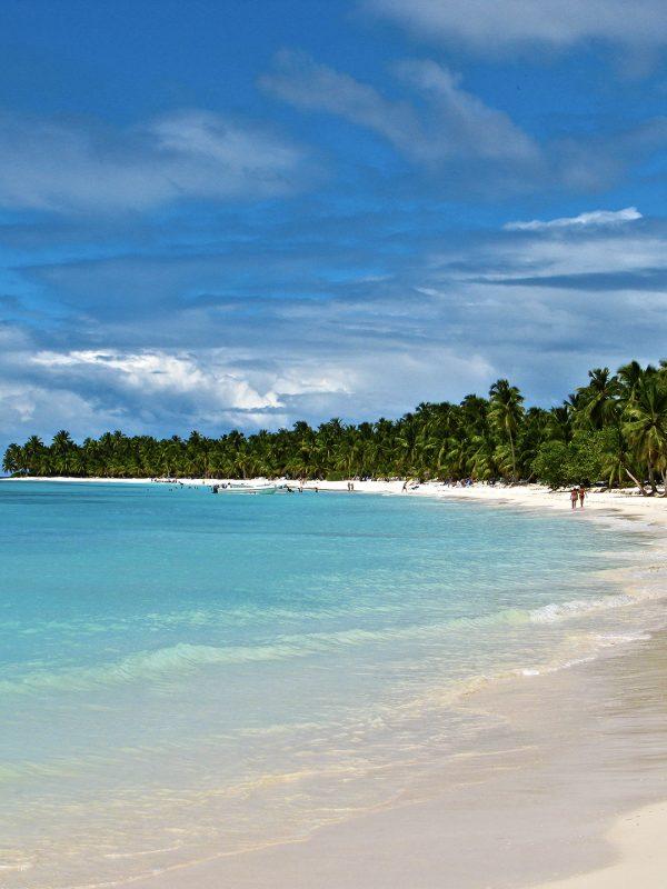 Isla Saona - ráj na zemi