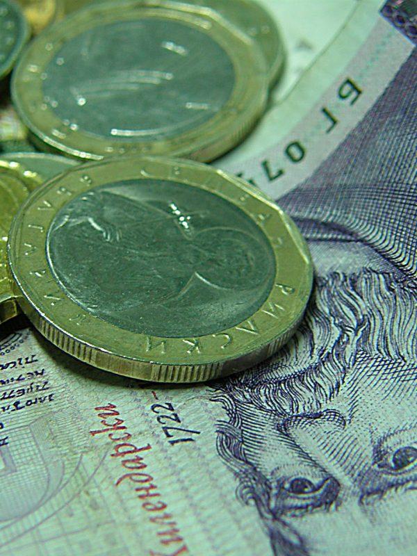 Měna v Bulharsku