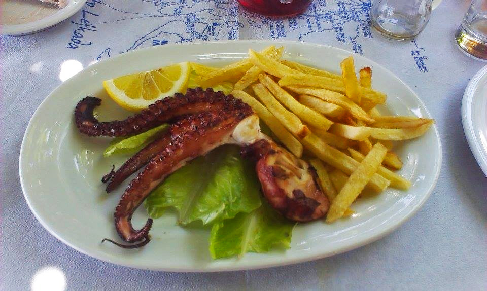 Chobotnice, Mikros Gialos