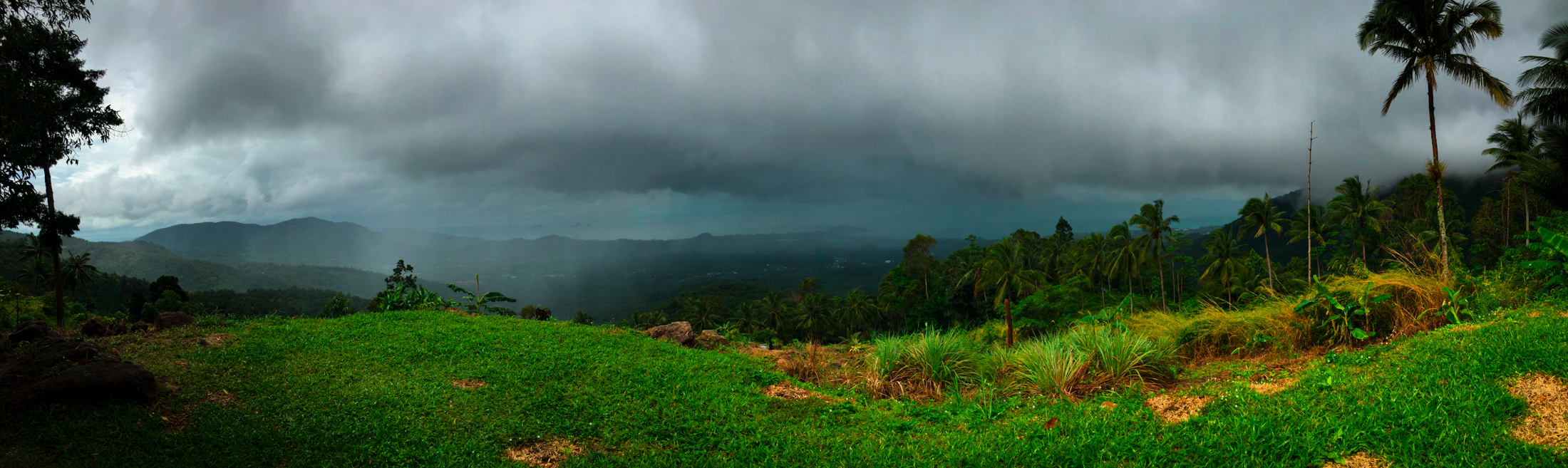Počasí na Ko Samui v listopadu
