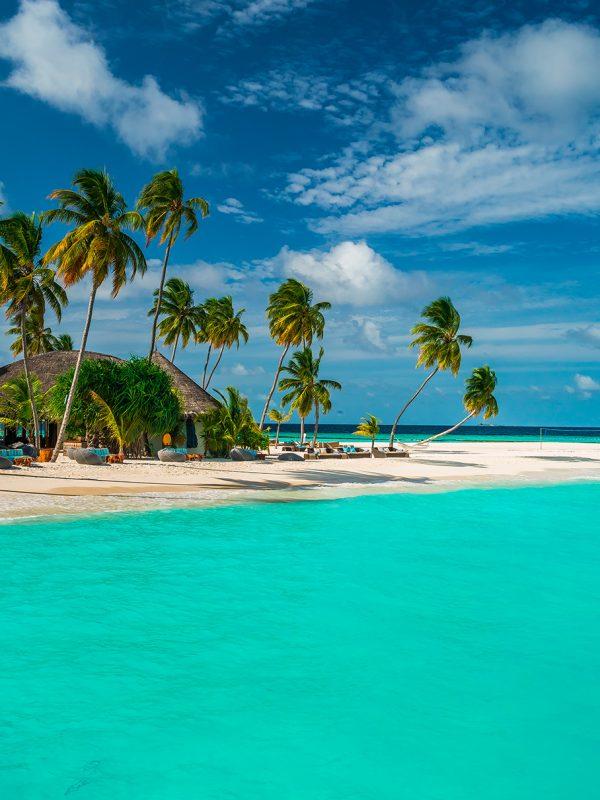 Počasí Maledivy