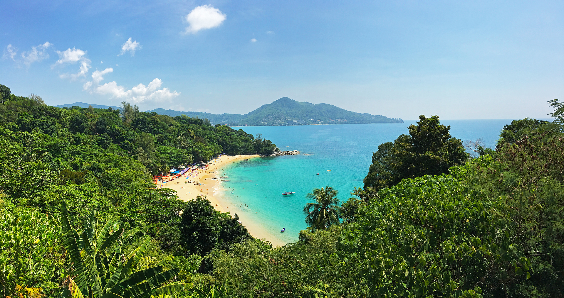 Počasí na Phuketu