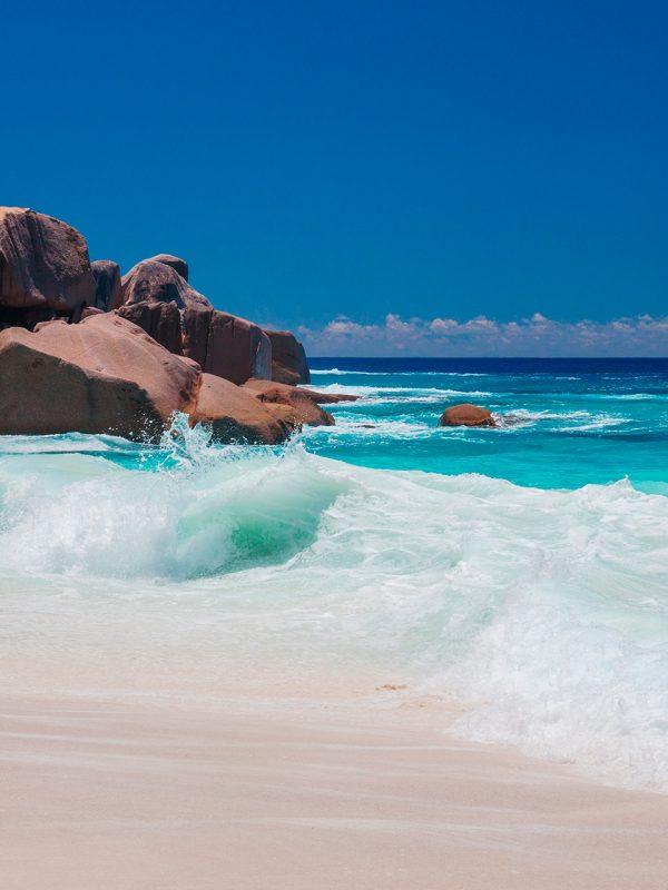 Počasí Seychely