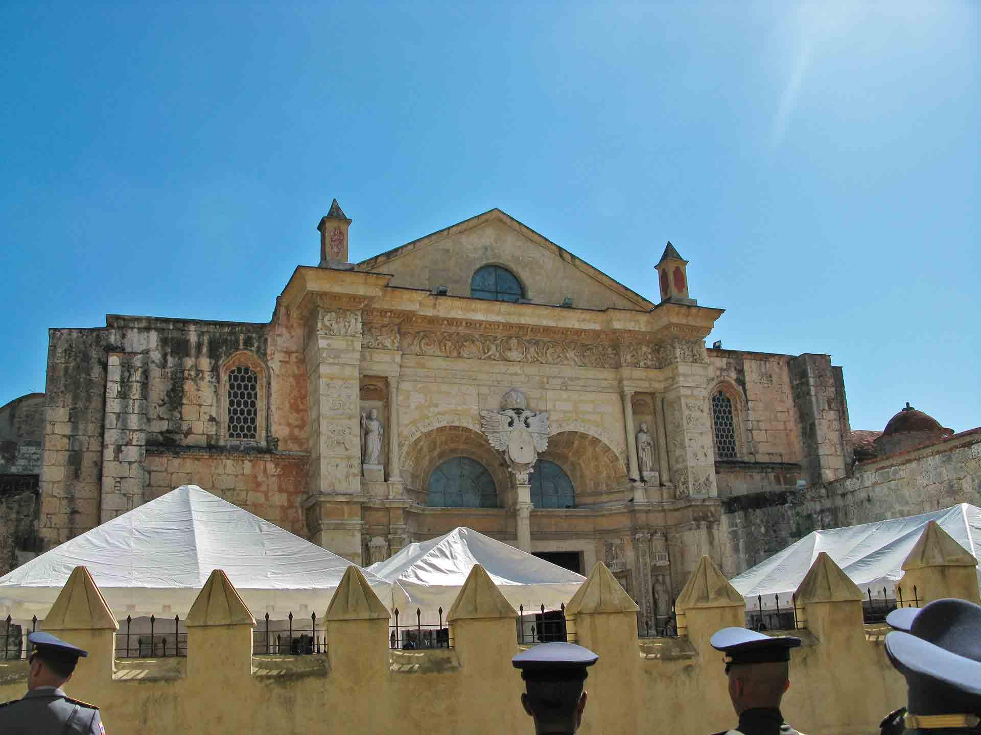 Santa Maria de la Encarnacion Santo Domingo