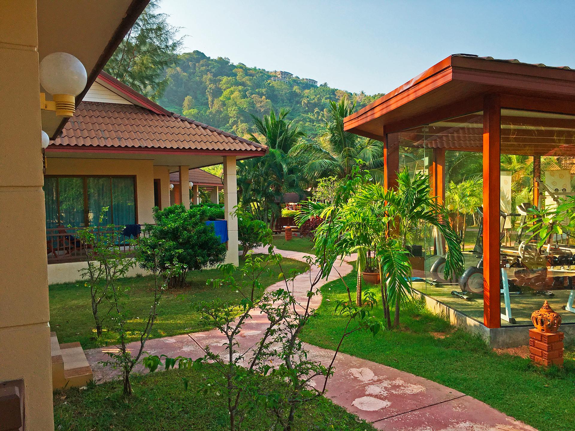 Thajsko - cena za ubytování