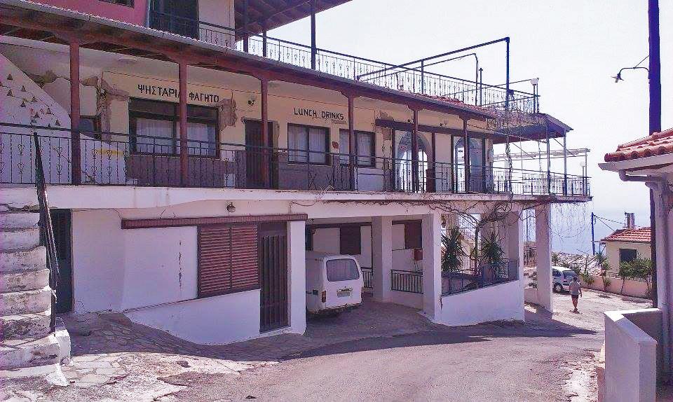 Thomasova taverna na Ledkadě