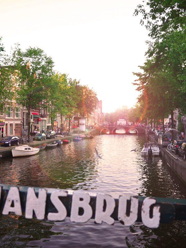 Levné letenky do Amsterdamu - 1573 Kč