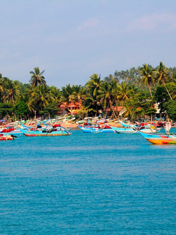 Akční letenky na Srí Lanku s KLM