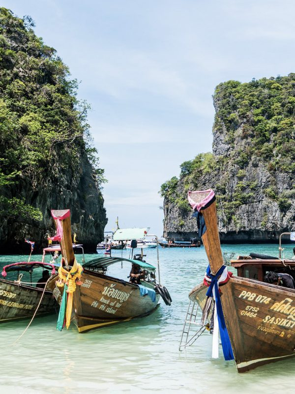 Akční letenky do Asie za 8 990 Kč