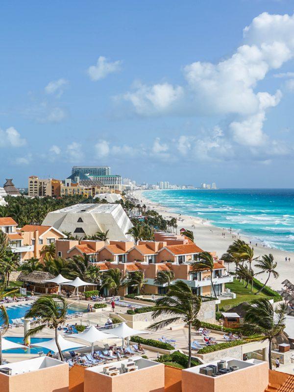 Akční letenky do Mexika - Cancún 8 629 Kč