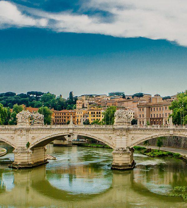 Levné letenky do Říma za 918 Kč