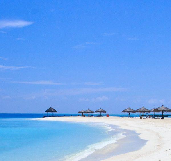 Levné letenky na Maledivy s FlyDubai