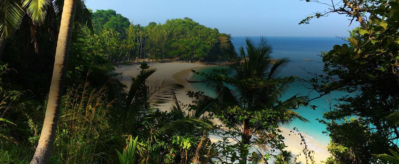 Český průvodce Thajsko - Phuket