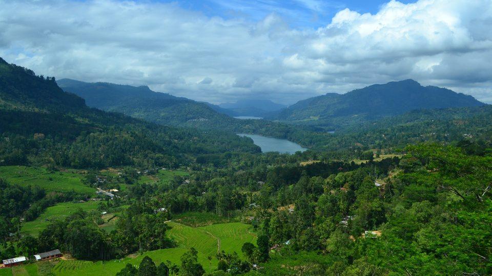 Adam's Peak Srí Lanka