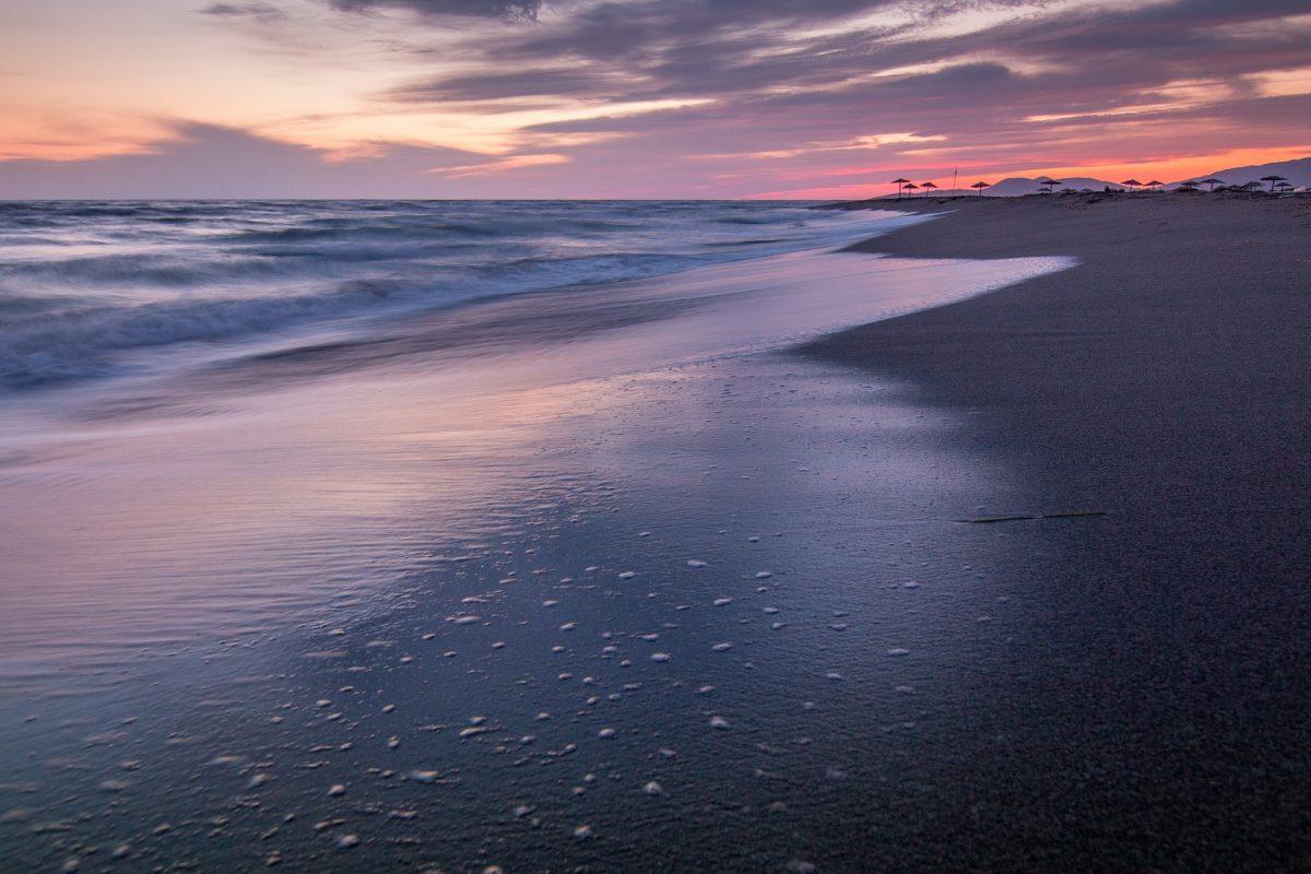 Černá hora - moře a pláže