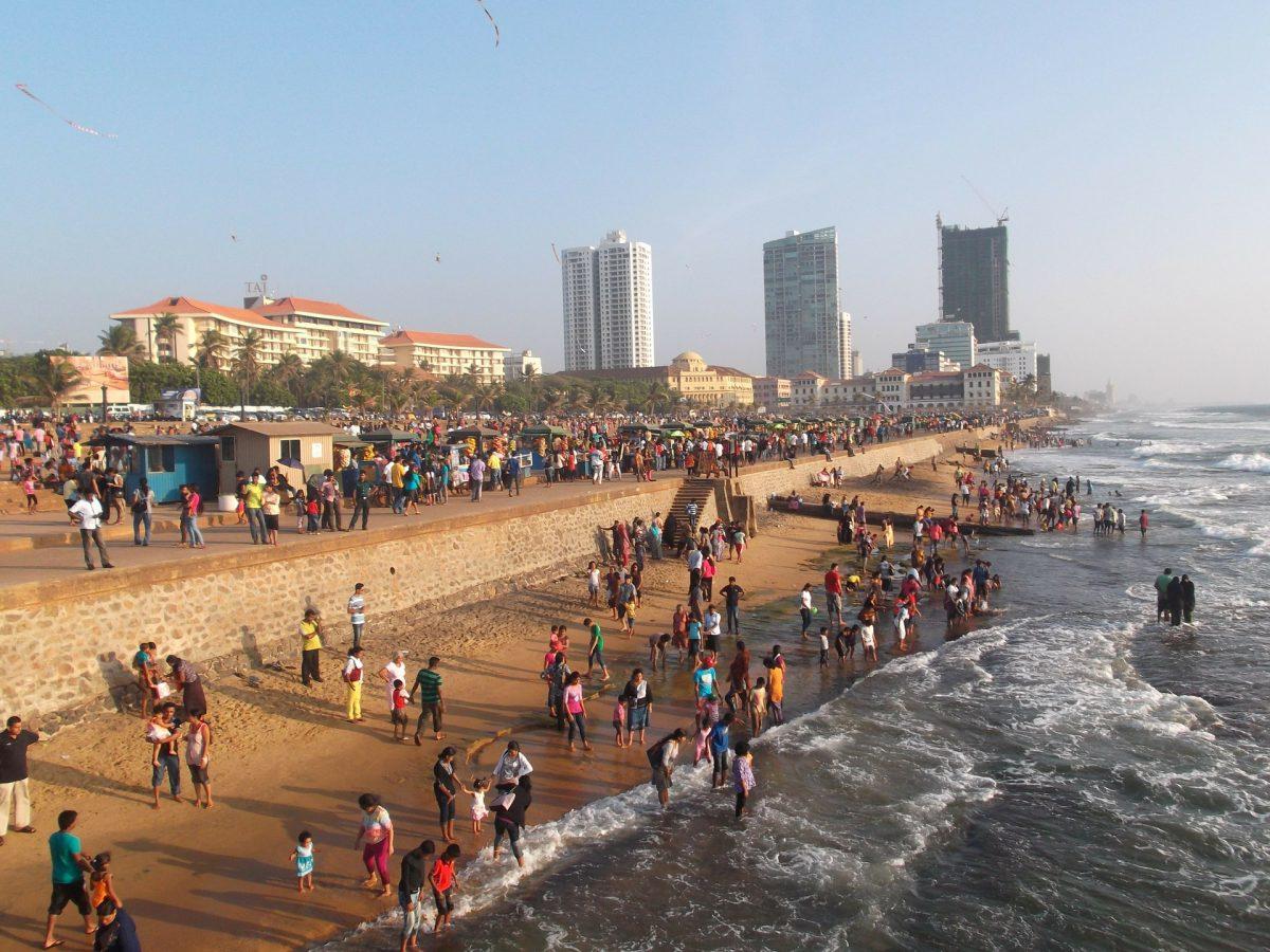 Colombo, Srí Lanka