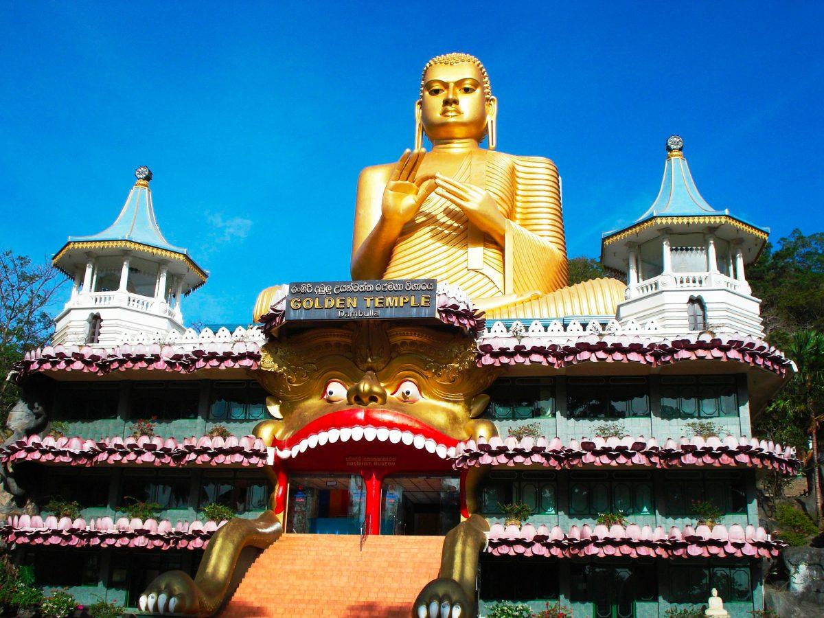 Dambulla - Srí Lanka