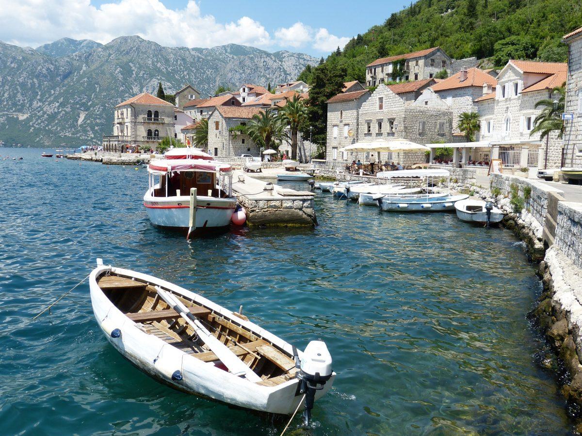 Doprava v Černé hoře