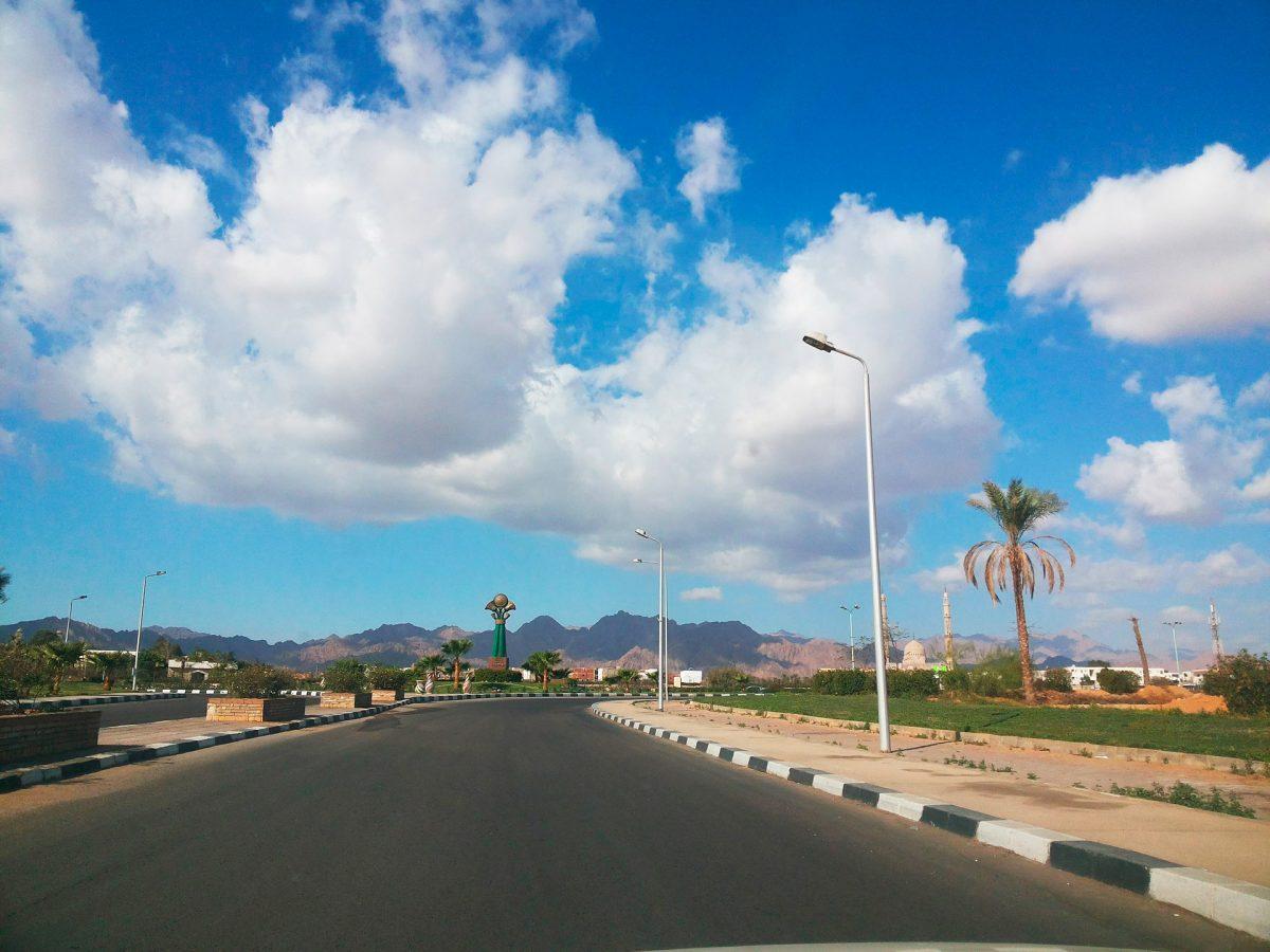 Doprava v Egyptě a půjčení auta
