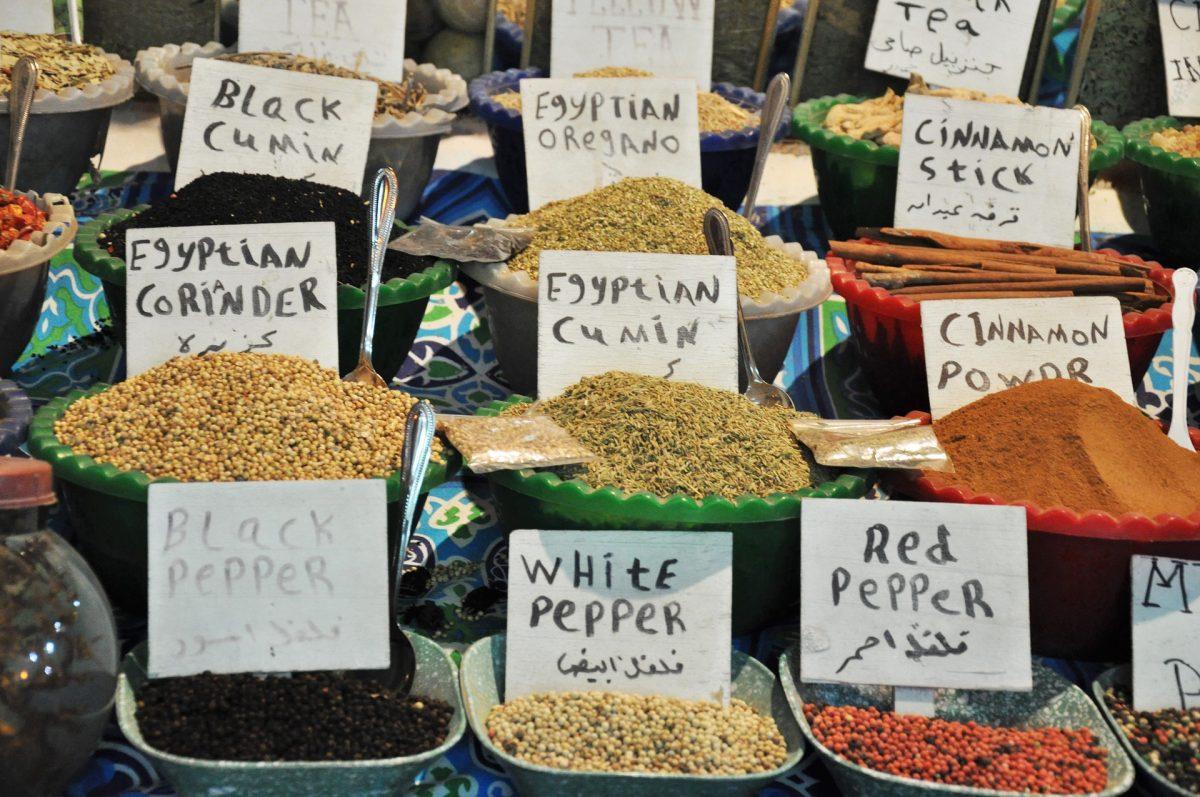Egypt kuchyně - místní speciality
