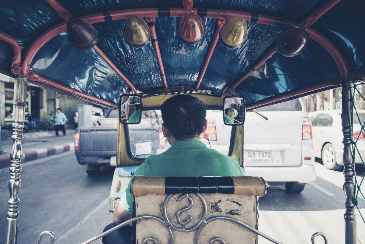 Na co si dát v Thajsku pozor