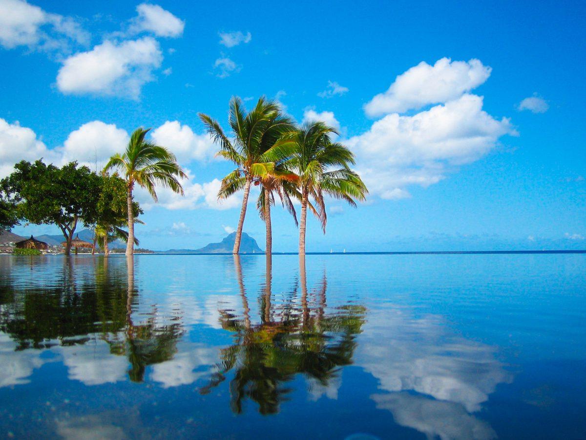 Počasí Mauricius