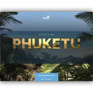 Průvodce Thajsko Phuket