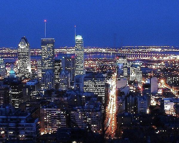 Akční letenky do Kanady, Montreal za 10 690 Kč