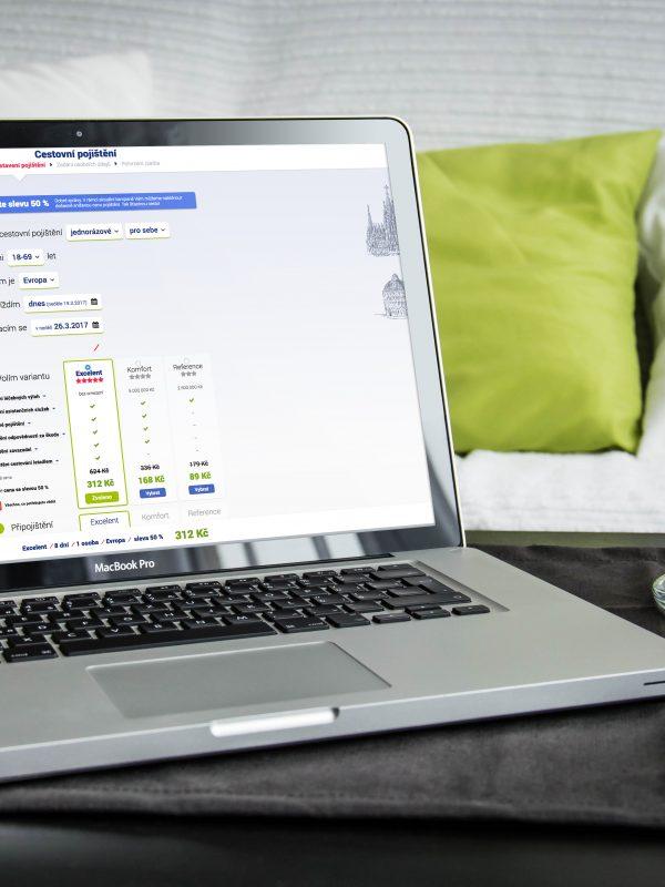 Axa cestovní pojištění online - získejte pojištění s 50% slevou