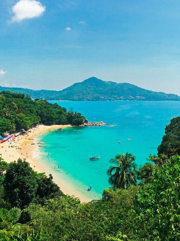 Levné letenky na Phuket za 9990 Kč