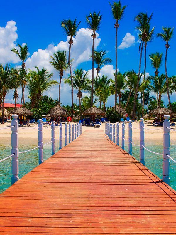 Akční letenky do Dominikánské republiky 5566Kč