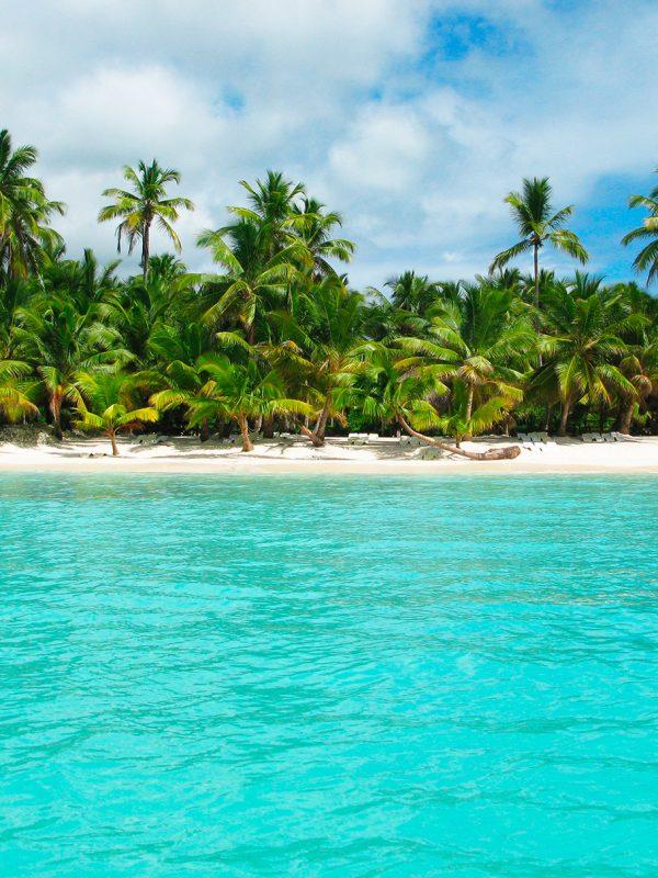 Akční letenky do Dominikánské republiky s Condor