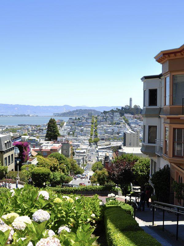 Akční letenky do San Francisca 13 013 Kč
