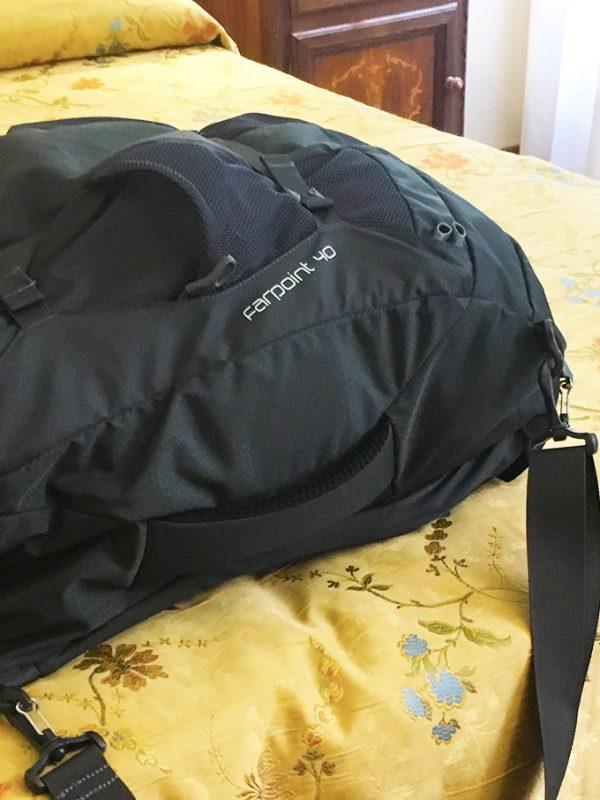 Osprey Farpoint 40 - nejlepší turistický batoh