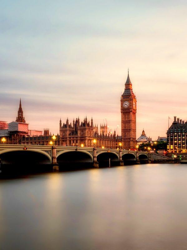 Levné letenky do Londýna s Ryanair - 518 Kč