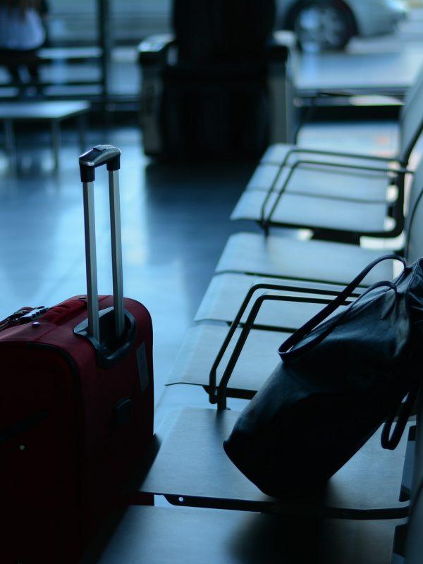 cestovní kufry na kolečkách