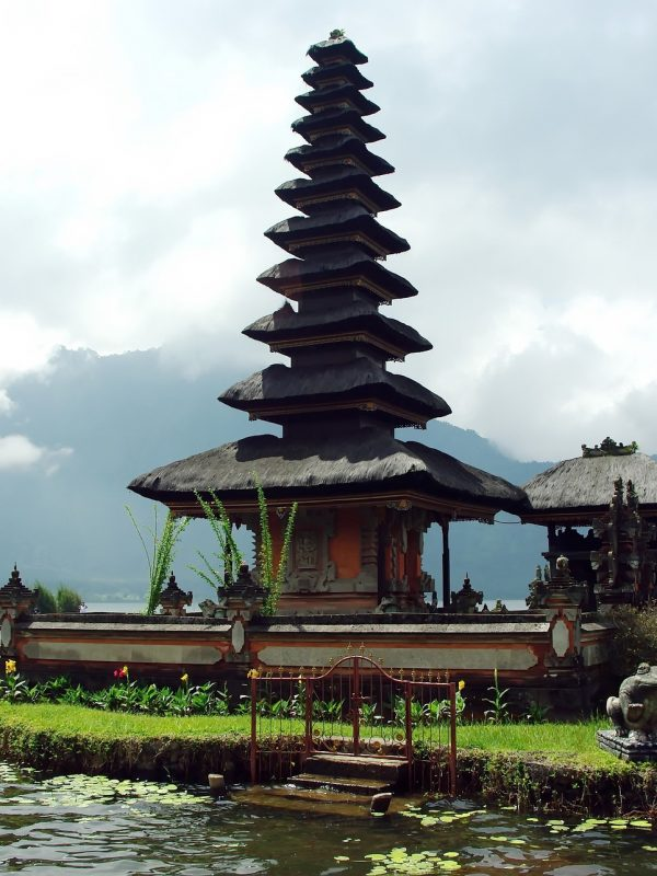 Letenky na Bali z Prah 13028 Kč