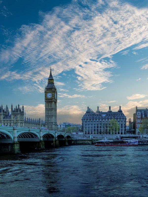Akční letenky do Londýna - 778 Kč z Prahy