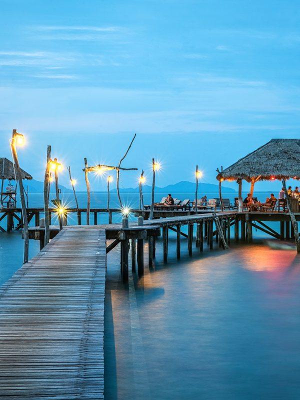 Letenky do Thajska - Bangkok, Phuket, Krabi, Pattaya
